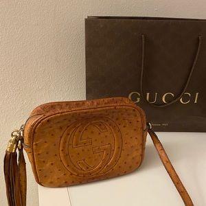 Gucci Limited Edition Soho Disco Shoulder Bag